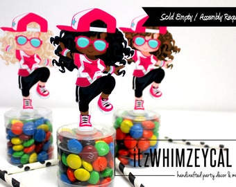 Hip Hop Party Decorations Etsy