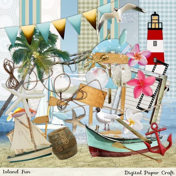 Ocean Scrapbook Pacific Scrapbook Cruise Scrapbook Vacation Etsy