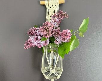 Flower/Plant Hanger- Wall Hanging