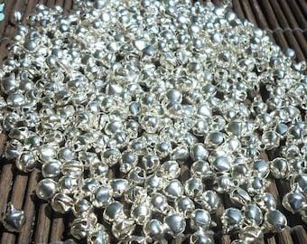 Silver Bells, Little Silver Bells. Jewelry Bells