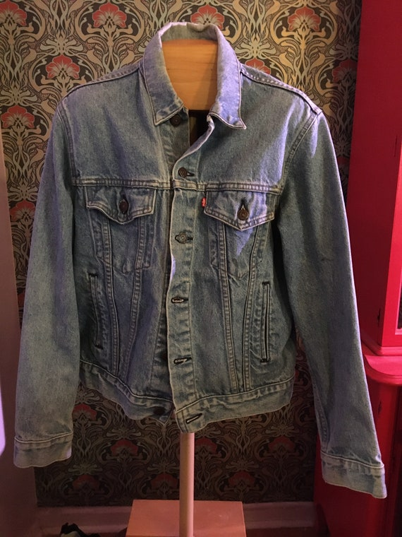 Vintage LEVIS jacket. Type 3 1980's.
