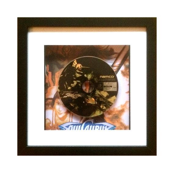 Japanese Soul Calibur Sega Dreamcast Framed Wall Art