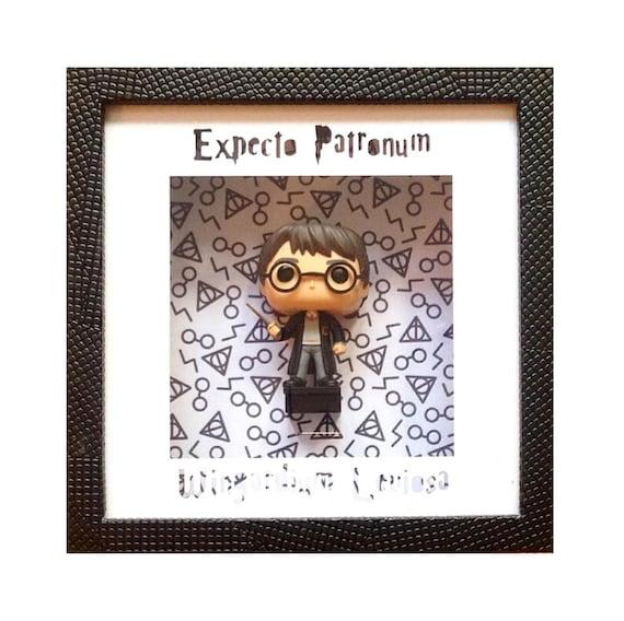 Harry Potter Funko Pop Figure Wall Art