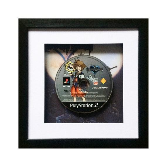Kingdom Hearts Playstation 2 Game Framed Wall Art