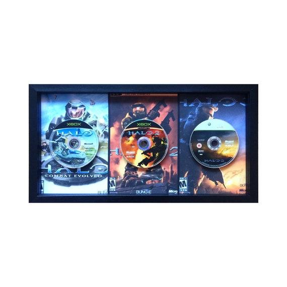 Halo 1, 2 & 3 Triptych Wall Art XBOX XBOX360