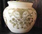 Cambridge Crown Tuscan Vase