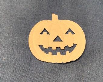 Small Pumpkin Paper Punch