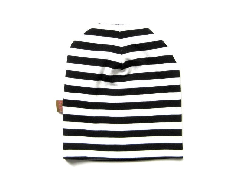 13a4c7402dbf2 Slouchy Baby Beanie Stripe Hat Toddler Infant Top Selling Items Ready to  Ship