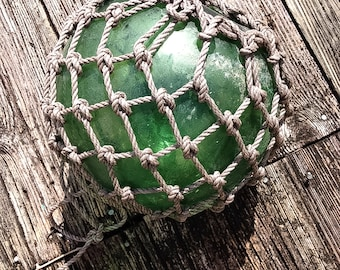 Beach Decor Ocean Green Super Big Fishing Float by SEASTYLE