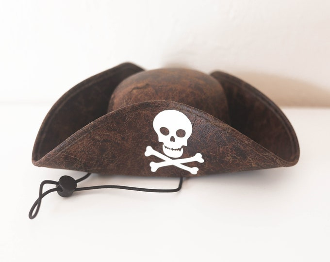 Pirate Hat Mini Jack Pirates of the Caribbean Beach Decor SeaStyle