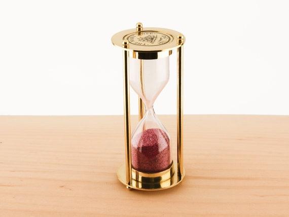 Time Hourglass Nautical Decor SeaStyle