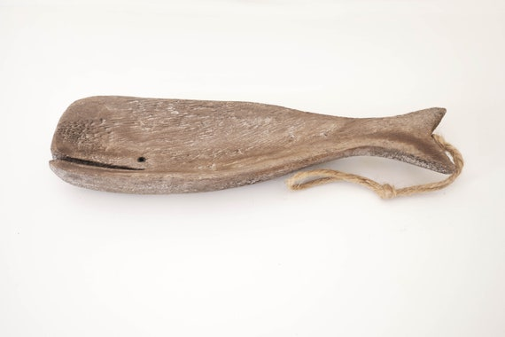 Whale Shaped Driftwood Tray Small Coastal Decor by SEASTYLE