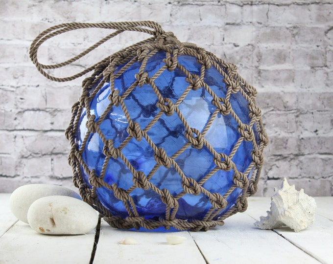 "Japanese Fishing Floats 12.5-13"" Nautical"