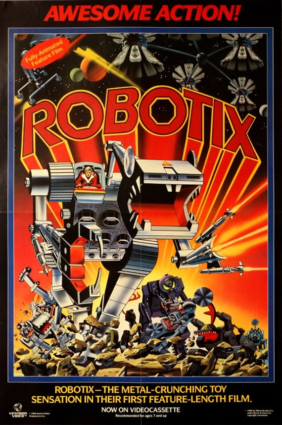 robotix the movie