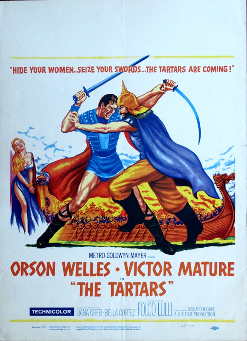 Victor mature movie showings