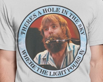 Brent Mydland - We Can Run  Tribute - Mens T shirt - Mongo Arts limited edition shirt- Soft ECO Friendly Shakedown Lot T Shirt