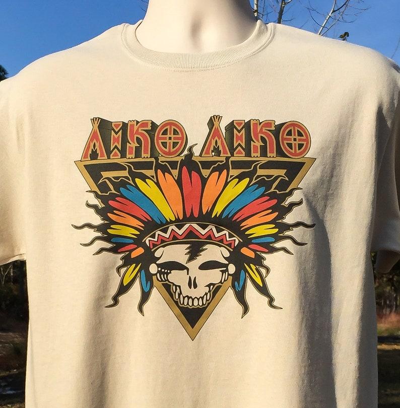 Aiko Aiko Mens T shirt  Mongo Arts limited edition shirt image 0