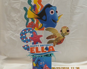 Finding Dory Centerpiece