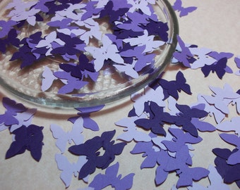 Royal Butterfly Die Cut/Embellishments/Confetti/Punch