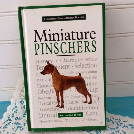 Miniature Pinscher Book