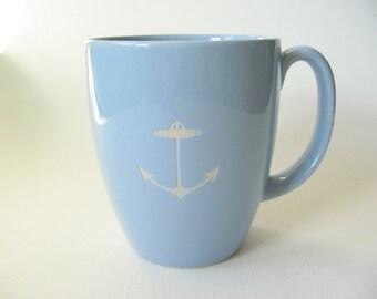 SALE Anchor mug Rhode Island