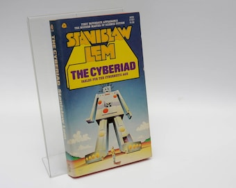 "Stanislaw Lem:""The Cyberiad"" First Edition (1976) PBO 