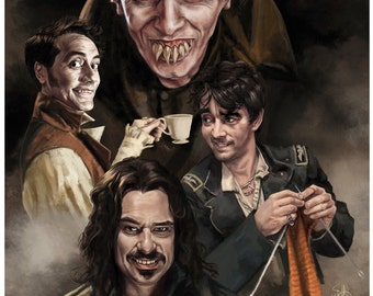 What We Do In The Shadows Etsy
