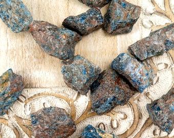 Apatite Raw 1 LB Stones - Rough Apatite - Natural Apatite - Healing Crystals and Stones - Rough Raw Stones - Reiki Crystals and Stones