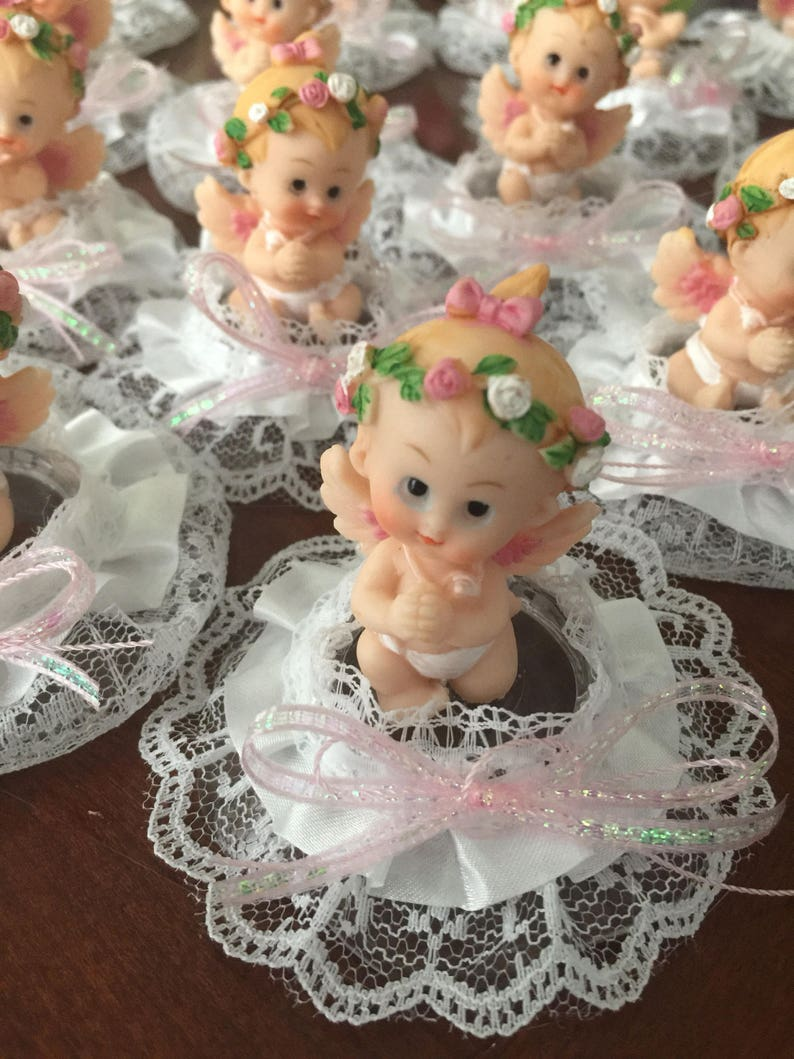 Baby Shower Girl Baptism First Communion Party Favor Table