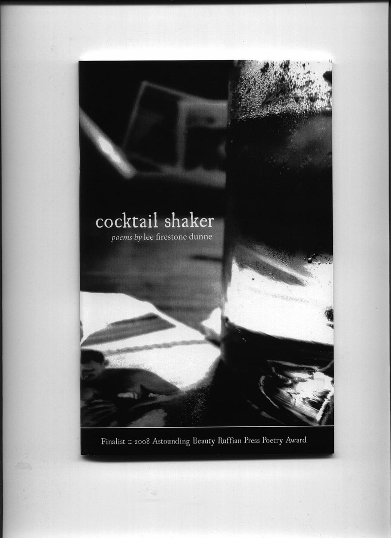Cocktail Shaker by Lee Firestone Dunne image 0