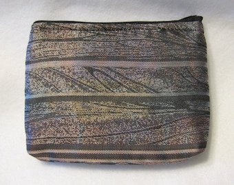 Handmade Coin Purse, wallet, change, make-up case,