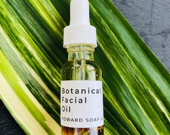 BOTANICAL FACIAL OIL