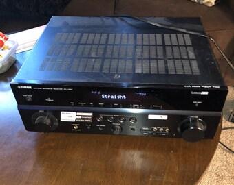 Yamaha Rx V867 Manual Epub