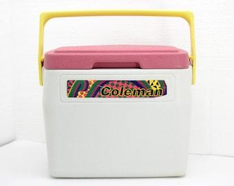 Coleman cooler | Etsy