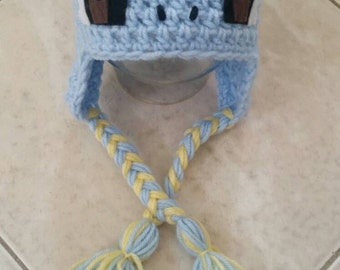 Crochet Squirtle Beanie