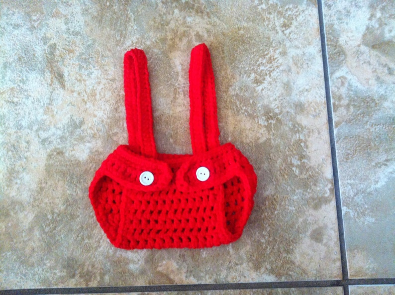 Crochet Disney/'s Pinocchio Outfit hat, diaper cover wsuspenders, a bow-tie and booties
