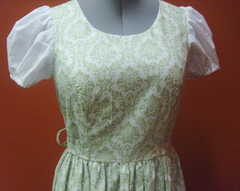 "Liesl's ""curtain"" dress from the Sound of Music - adult sizes"