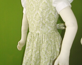 "READY TO SHIP Child Size ""Liesl"" Dress from the Sound of Music"