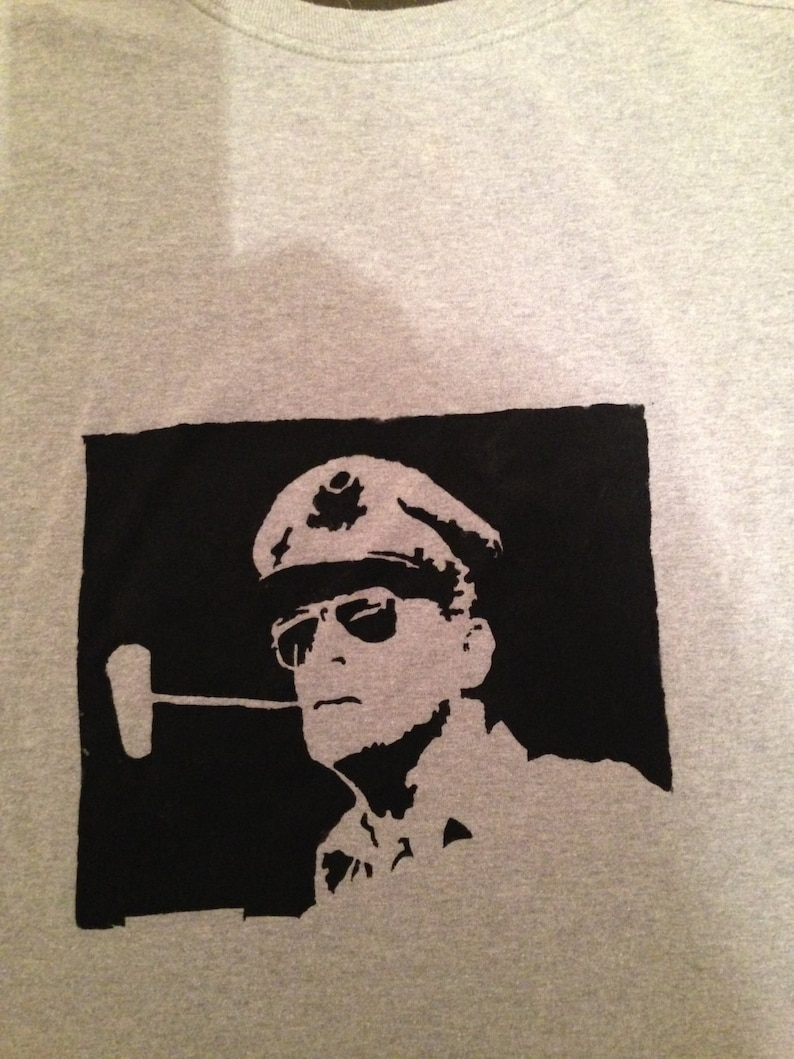General Douglas MacArthur WWII T-SHIRT or ONESIE