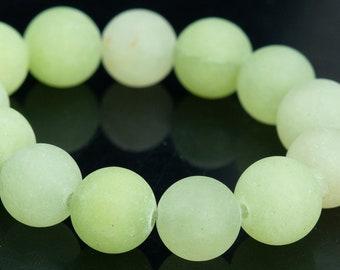 "wholesale 10pcs Dark Green 4mm Smooth Round Malay Jade Gemstone Beads 15/"" AAA"