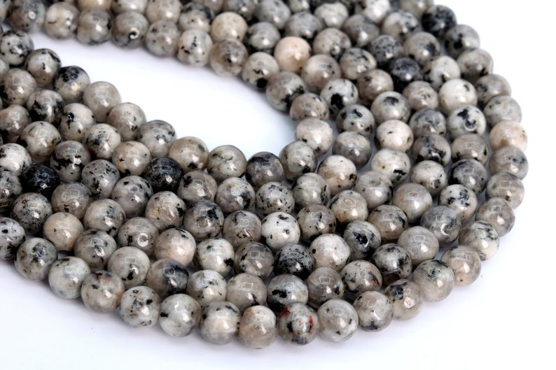 106856h-2075 6MM Chocolate Milk Jade Beads Grade AAA Natural Gemstone Half Strand Round Loose Beads 7.5 Bulk Lot Options