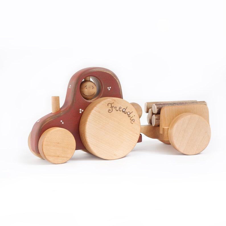 Holzspielzeug Flugzeug Holzflugzeug zerlegbar Kinderspielzeug 19 Teile Geschenk Spielzeug