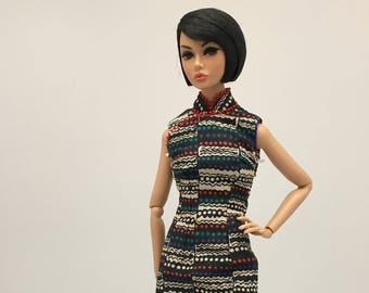 OOAK fashion for Poppy Parker, Misaki, Nuface dolls