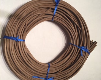 Smoked Round Reed #6 4.25/4.40 mm