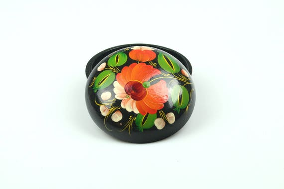 floral fae trinket box