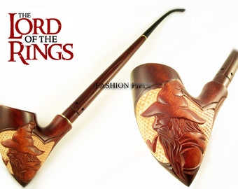 Other Collectible Pipes Natural Wood Wooden Smoking Tobacco