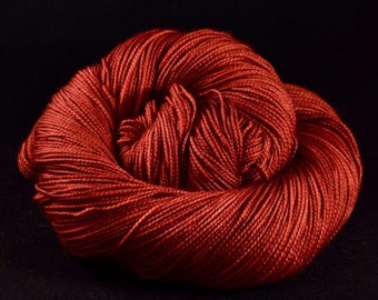 Hand dyed sock yarn - RED ROCKS - Spring Summer 2018 Collection