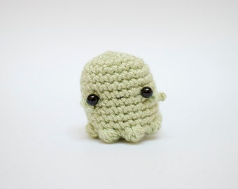crochet ghost toy - Halloween ghost decoration