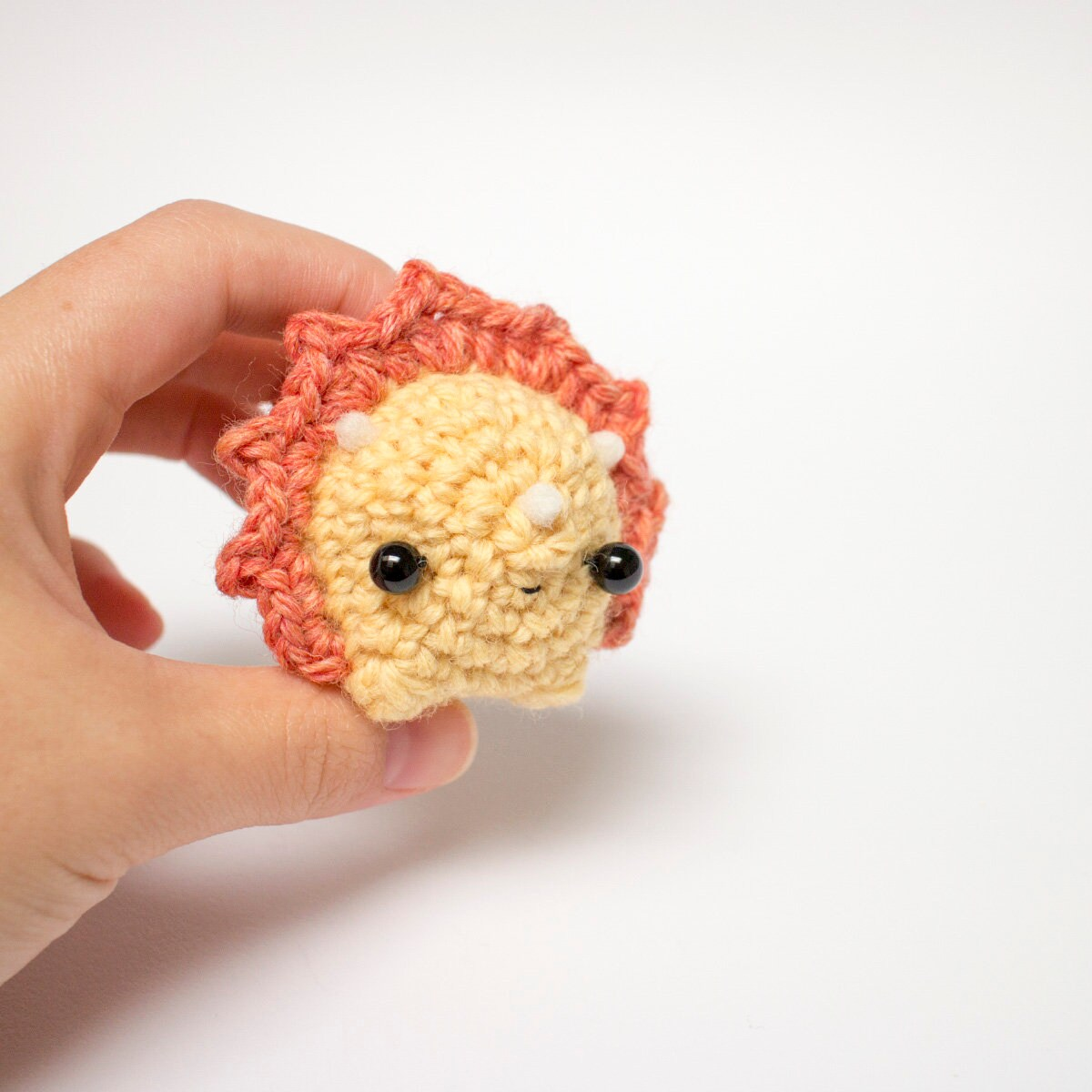 Dexter the Dinosaur - Free Amigurumi Pattern · The Magic Loop | 1200x1200