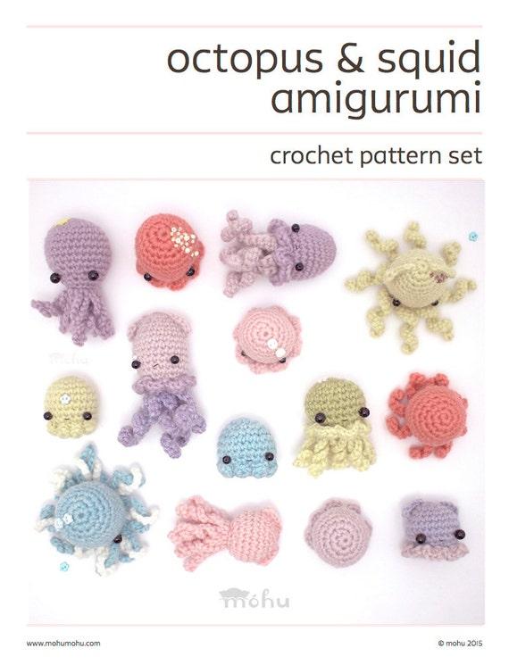 Hubble the Squid | Free crochet pattern | 745x570